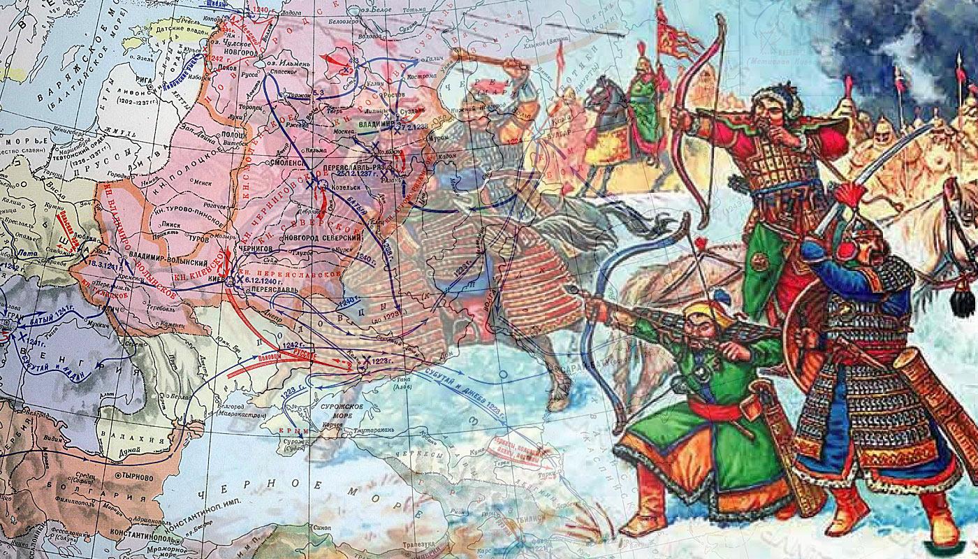 иллюстрации к монгольскому нашествию на русь военные эксперты разных